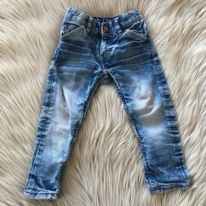 H&M Tapered Jeans